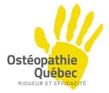 logo Osteopathie Quebec